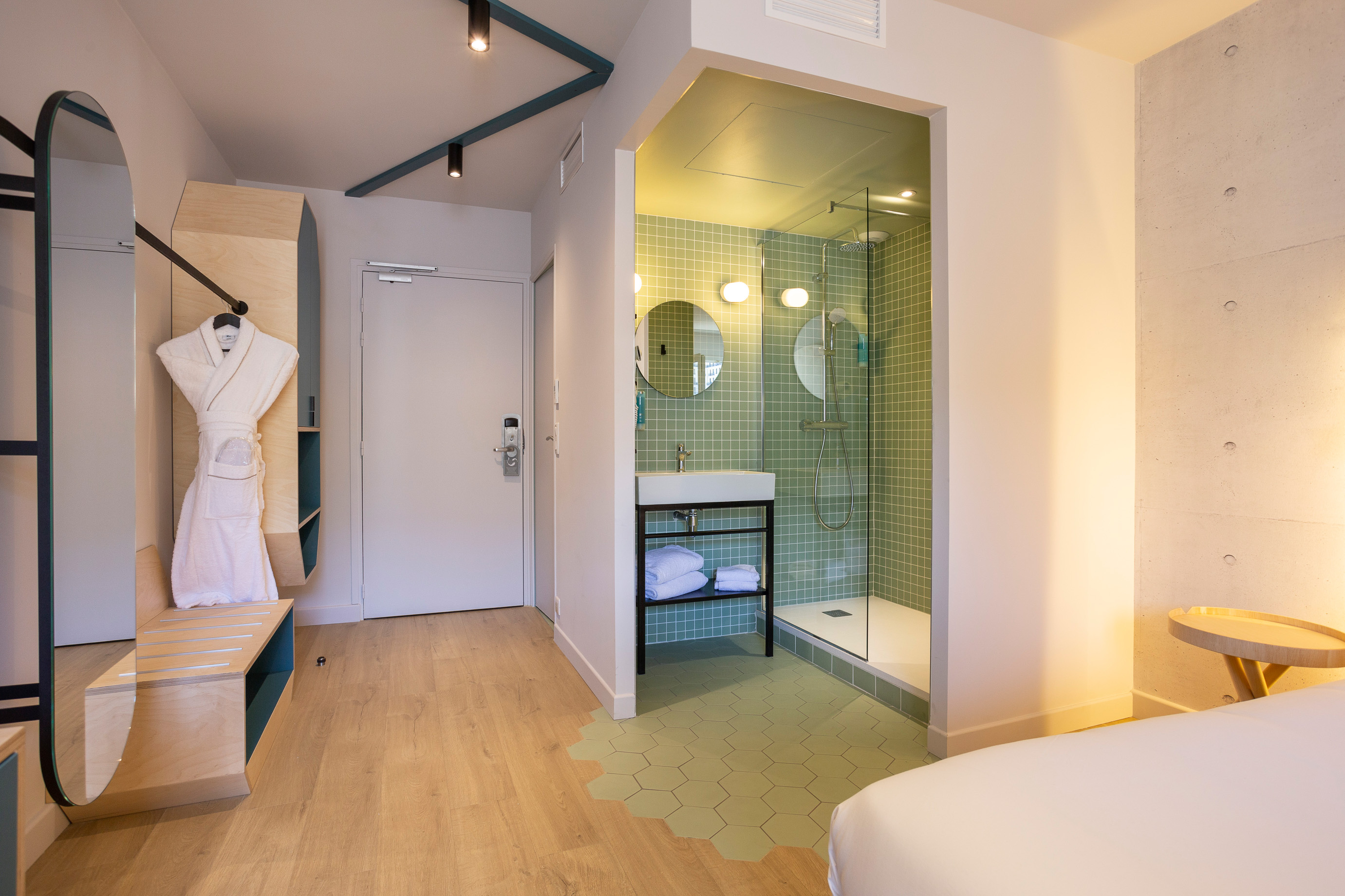 hotel urban aix les bains